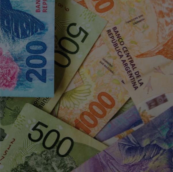 Una mirada al mercado de pesos